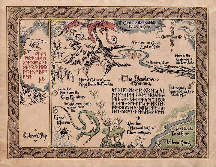 book riot maps of fictional places