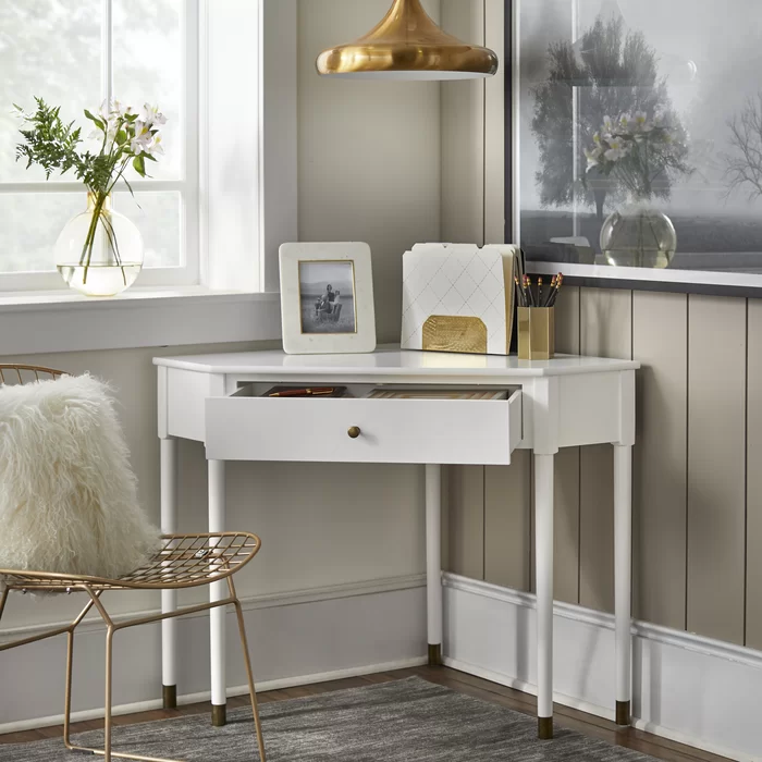 Sykes Corner Desk In 2020 Corner Desk Furniture Home Decor