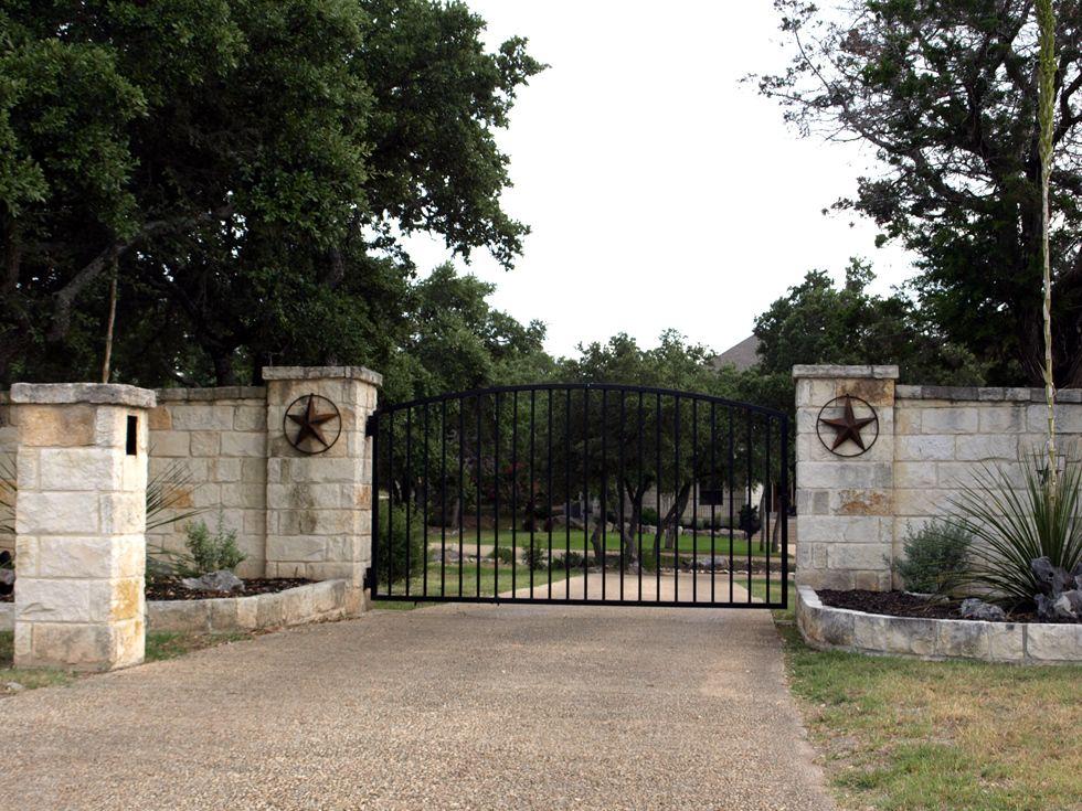 Texas Ranch Entrance Gates Gates Amp Entrances Driveway