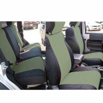 Amazon Com Leader Accessories New Full Set Jeep Wrangler Front