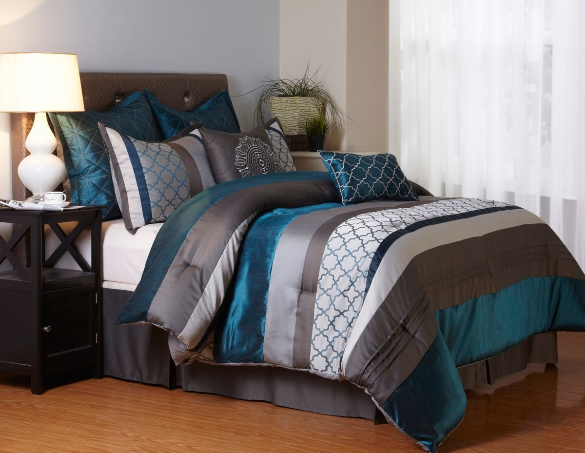 Peacock Feathers Duvet Cover Set 100 Cotton Bed Bath Beyond