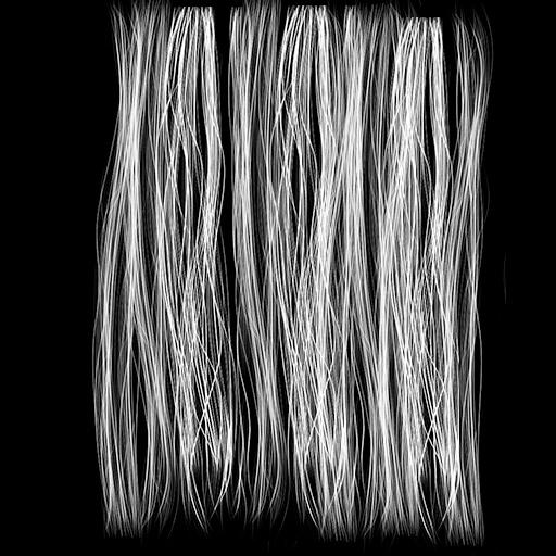 Hair In Blender Textured Hair Hair Texture