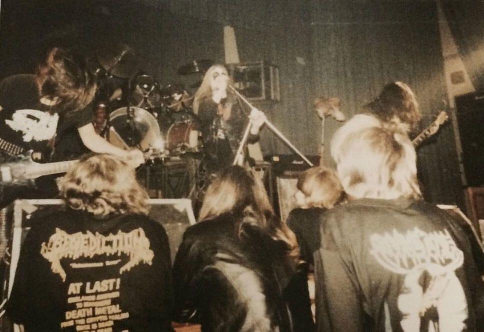 Dsblackmetal Mayhem Live In Leipzig 1990 Dsblackmetal Leipzig Mayhem Mayhem Leipzig World
