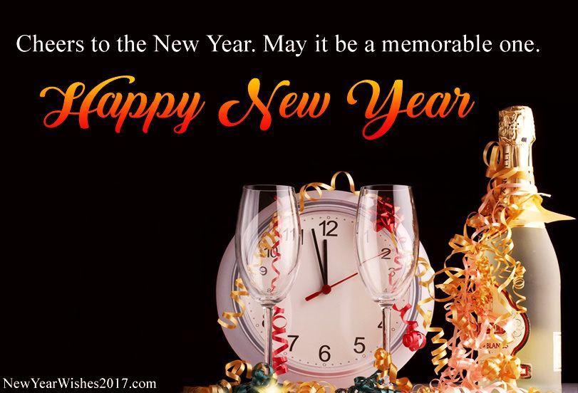 Happy New Year Status For Whatsapp 1 Line New Year Slogans 2018