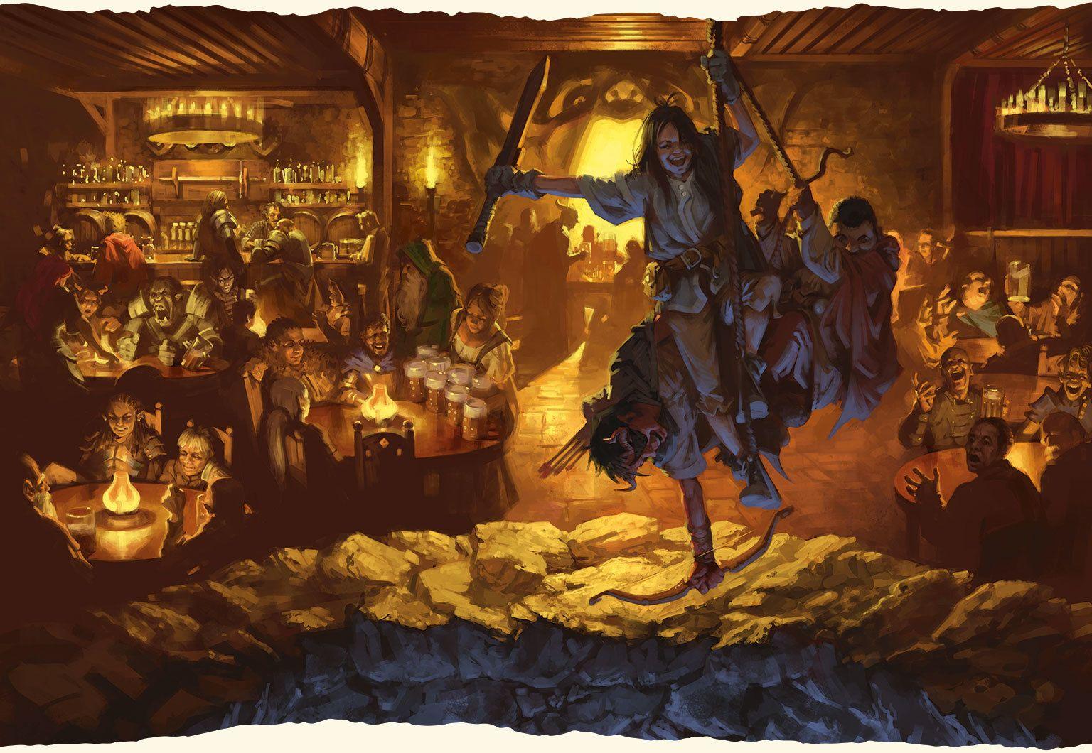 7 Waterdeep: Dragon Heist ideas | dungeons and dragons, forgotten realms,  character art