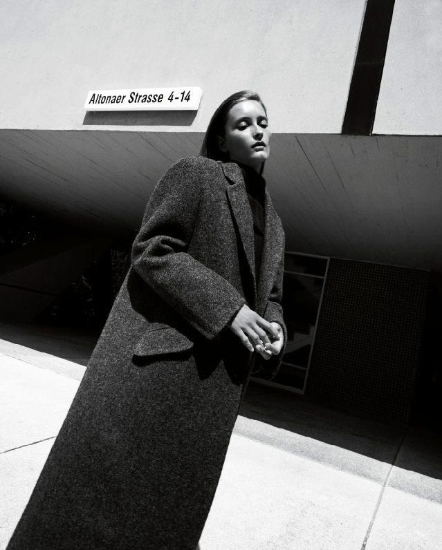 Architecture and Self in Tank Magazine Issue 59 AW13 - Photography by #IlariaOrsini and styling by #KathiKauder - watch the story online http://tankmagazine.com/issue-59/fashion/architecture-and-self