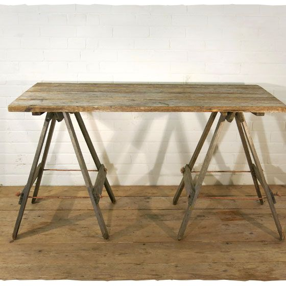 Wooden Trestle Table For Hire Weddings Events Props Vvh Wooden Trestle Table Table Table Legs
