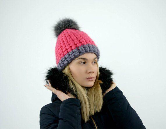 1b90b14883691 Chunky hat