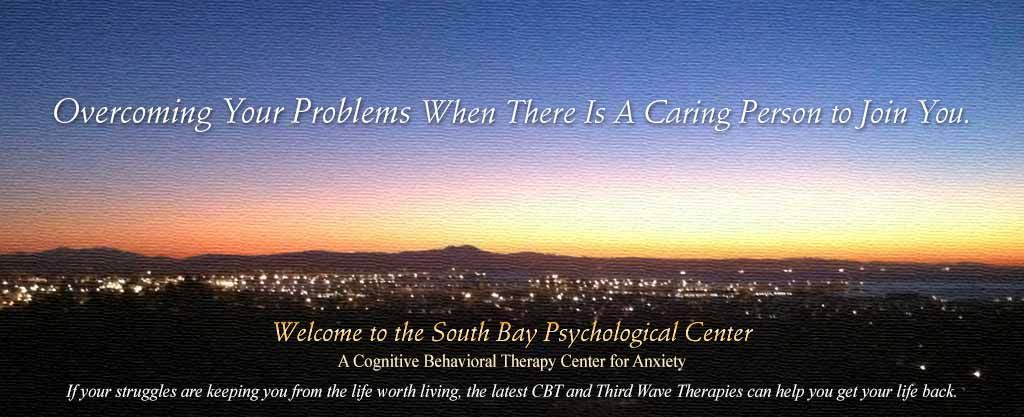 South bay psychological center behavioral therapy