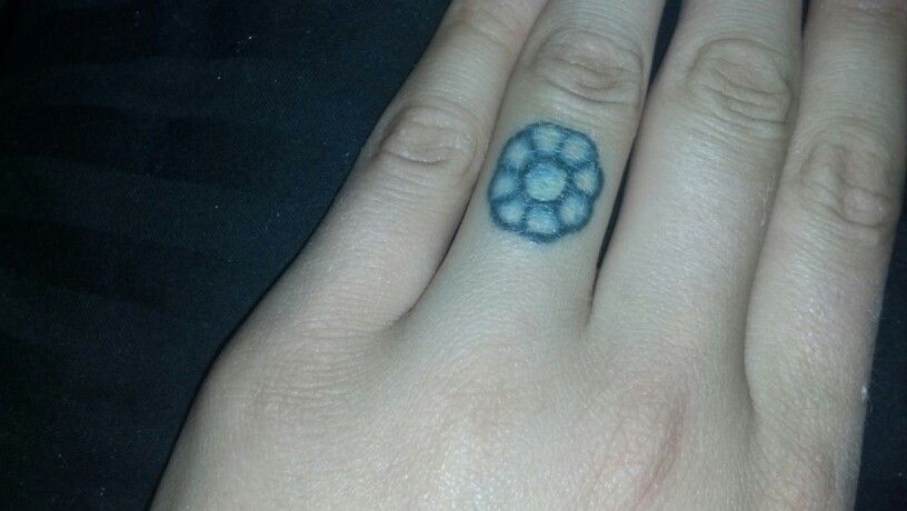 Arc reactor from iron man finger tattoo- when i get ...