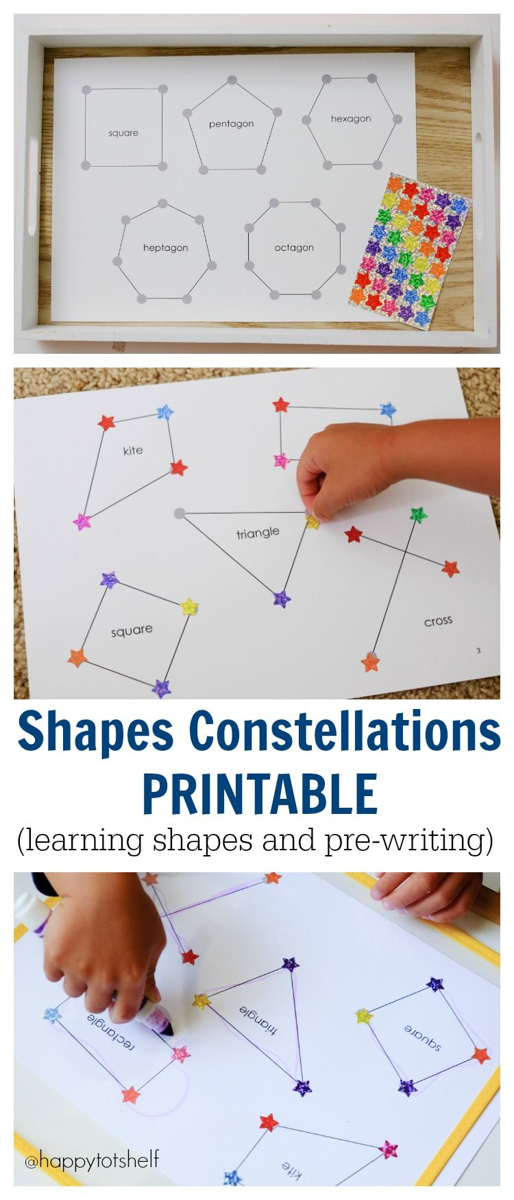 Shapes Constellation Printable An Activity To Explore Regular Polygons Sharing The Printab Shape Activities Preschool Constellation Activities Learning Shapes [ 1750 x 750 Pixel ]