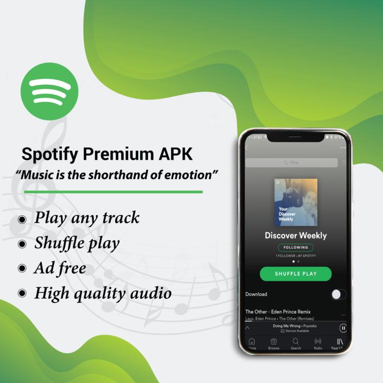 Spotify Premium apk Spotify premium, Spotify, Music