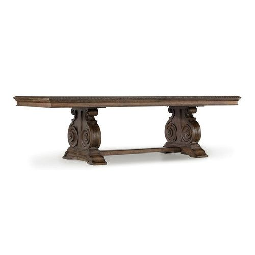 Found it at Wayfair - Rhapsody Dining Table