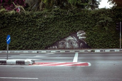 Ernest Zacharevic street art