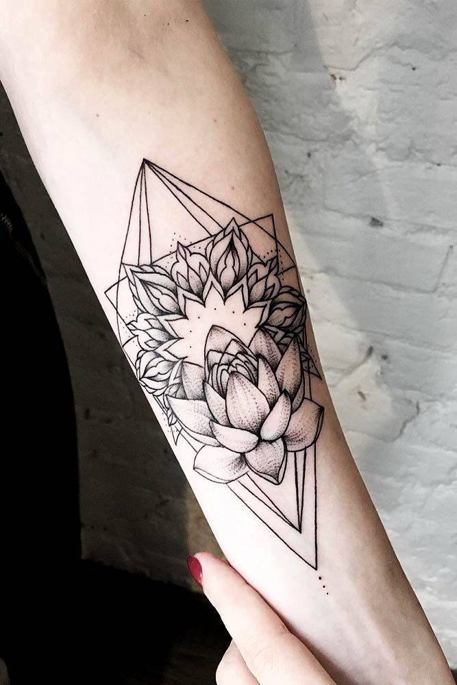 44 Best Lotus Flower Tattoo Ideas To Express Yourself Tattoo