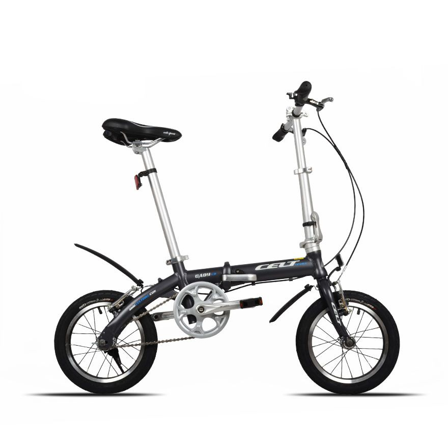 Sale 29% (594.85$) - 14 inch Folding Bike Bicycle Lightweight Mini ...