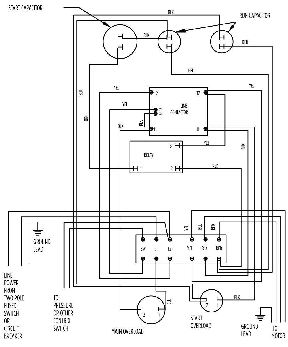 Submersible Pump Control Box Wiring Diagram Water Pump Pressure Switch Wiring Diagram Fresh Wonderful Franklin Di 2020