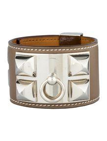 d646cd3ebf7 Hermès Collier de Chien Bracelet