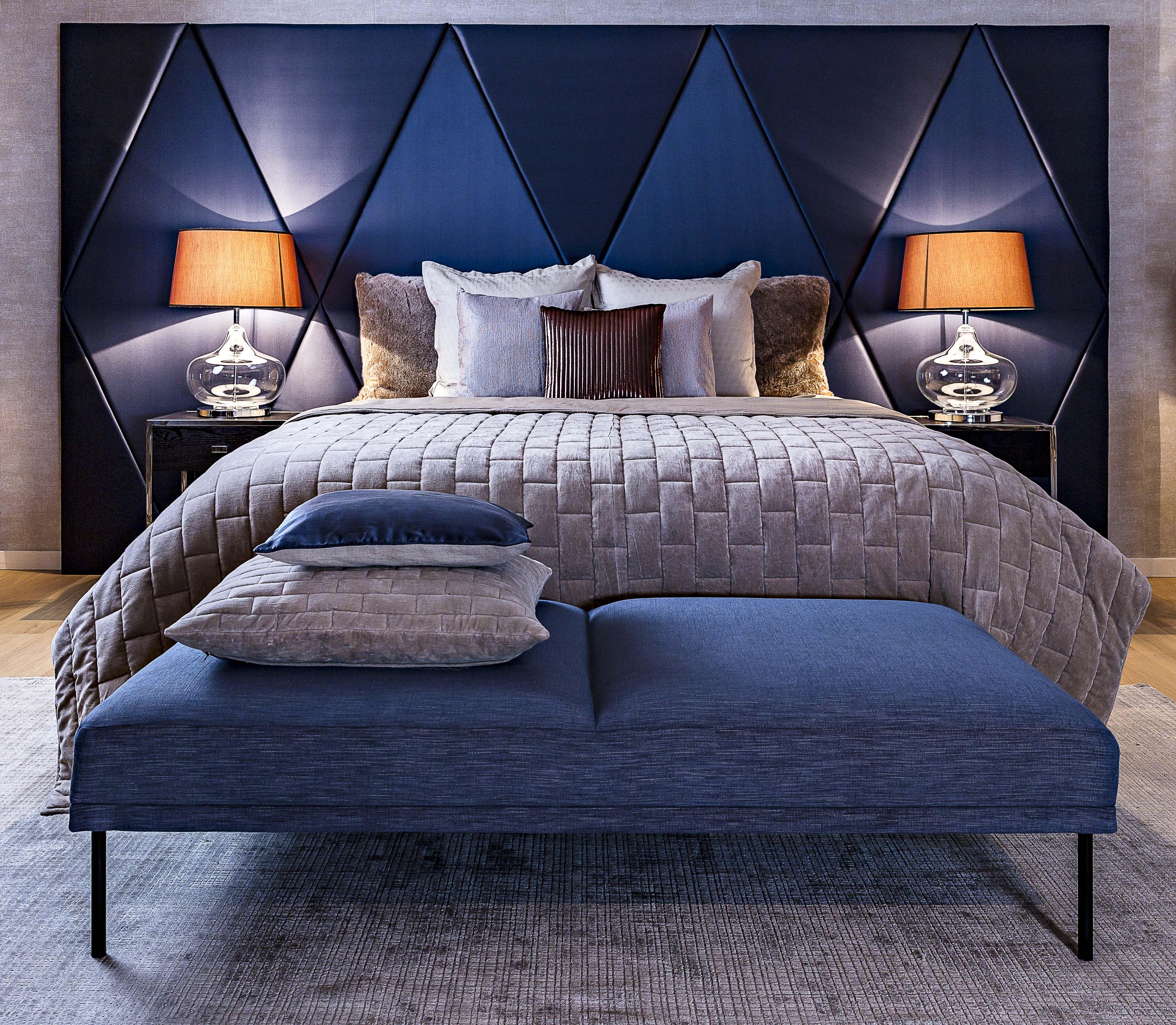 shimmer cosmopolitan living bedroom headboard lighting textiles cushion loft interior decoration funiture dome deco