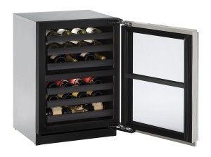 3024zwc 24 Wine Captain Model Built In Wine Cooler Wine Storage Wine Refrigerator