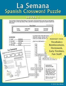 Printables Spanish Level 1 Worksheets spanish student and the ojays on pinterest