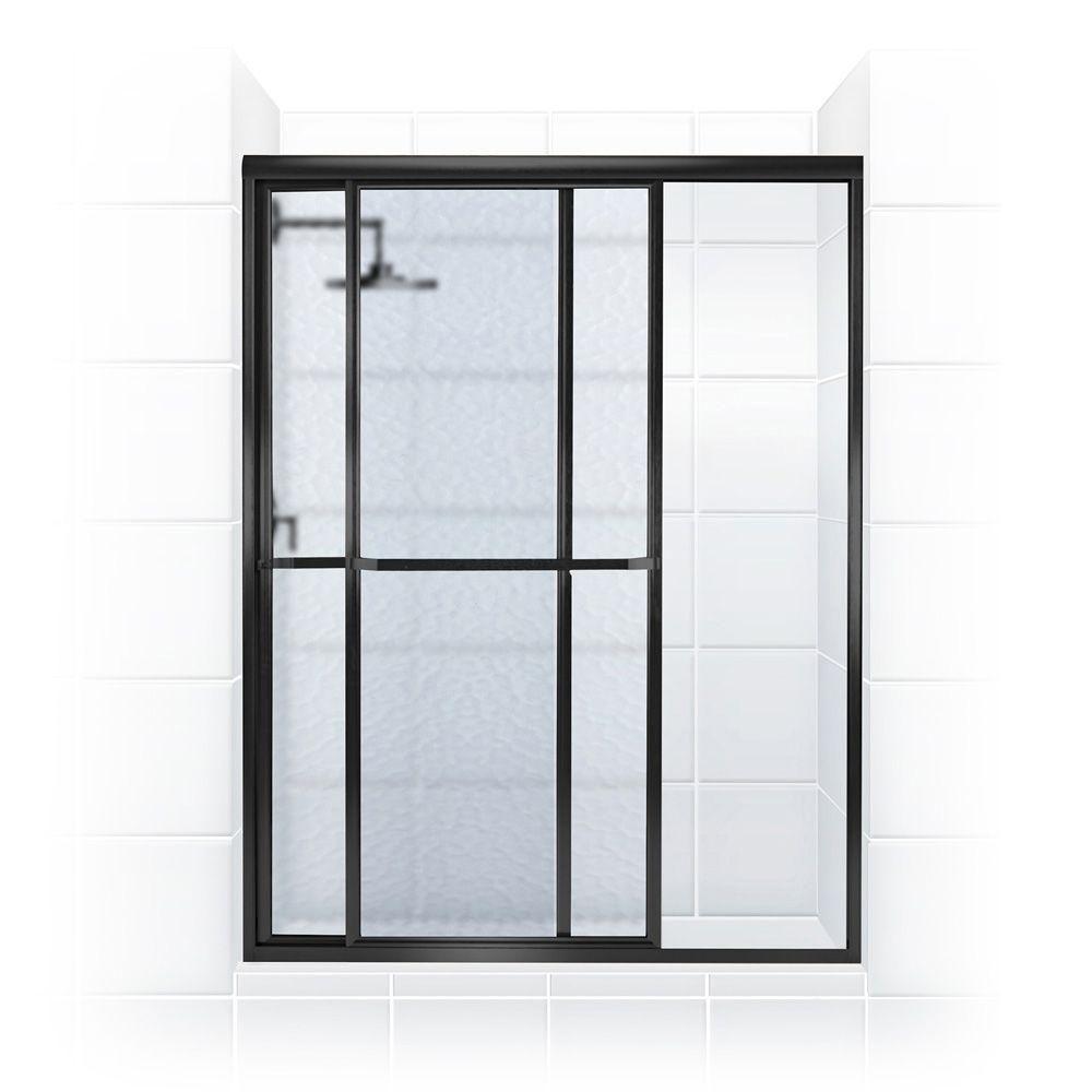 Coastal Shower Doors Paragon Series 42 In X 66 In Framed Sliding