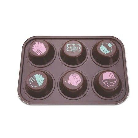 Fôrma Diferenciada Para Cupcakes - Tramontina