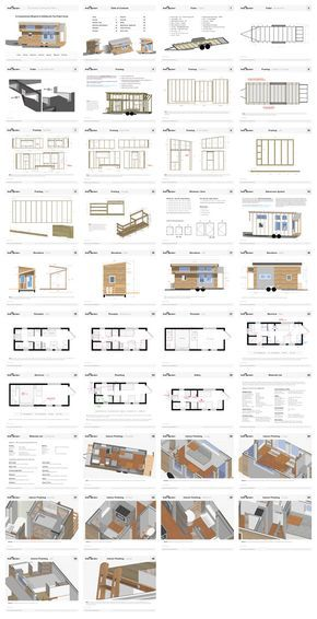 Tiny house floor plans blueprint construction pdf for sale the tiny house floor plans blueprint construction pdf for sale the tiny project mini malvernweather Images