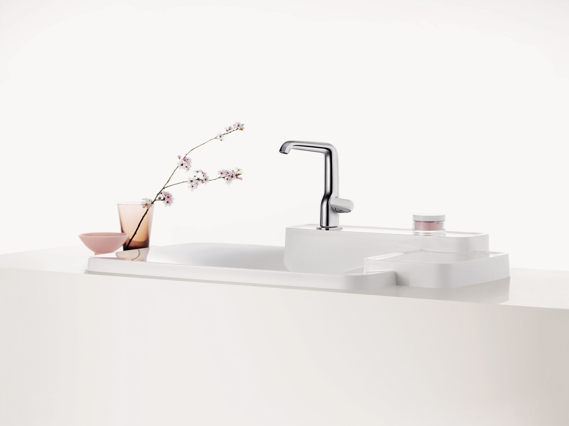 Axor Bouroullec Single-Hole Faucet @Hansgrohe USA #BathroomDreams ...
