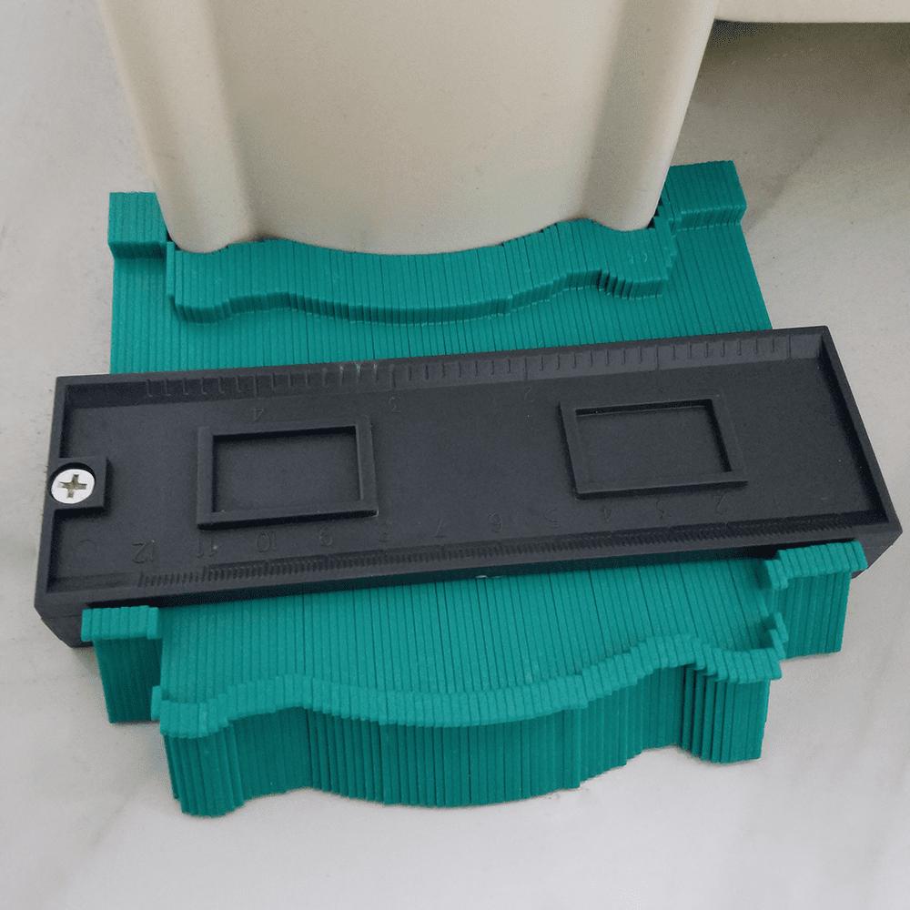 ORIGINAL Profile Gauge Tool IN F EZGAUGE 2019 Upgraded Master Outline Gauge