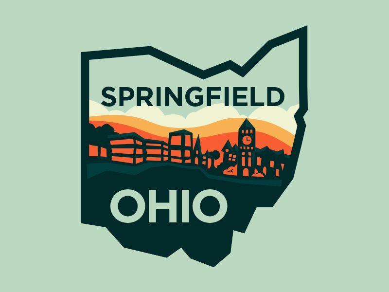 Note For Pin | Adobe Illustrator | Springfield ohio, Ohio