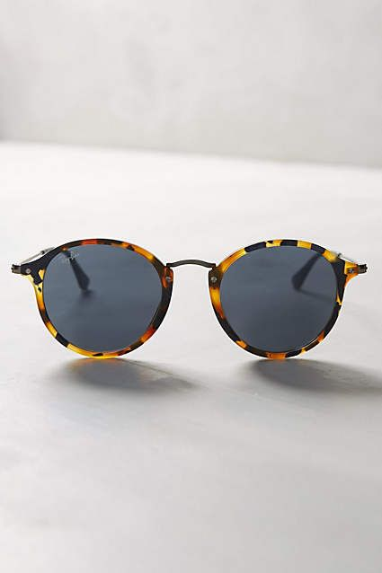 Ray-Ban Round Icon Sunglasses