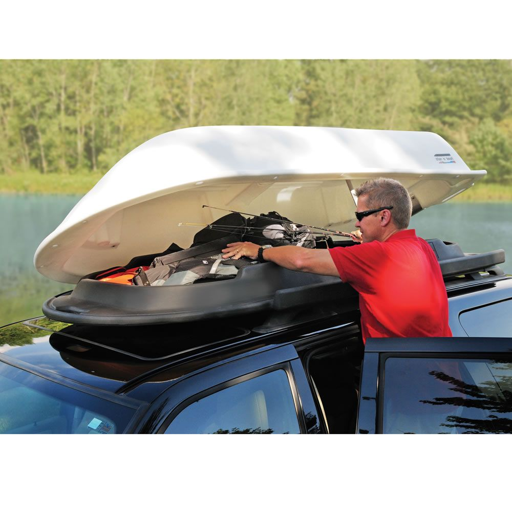 The Car Top Carrier Dinghy - Hammacher Schlemmer