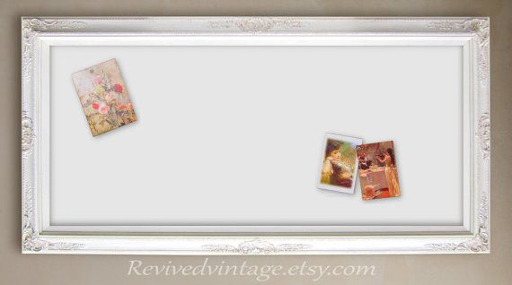 HUGE DRY ERASE Board Extra Large For Sale Magnetic Whiteboard White ...