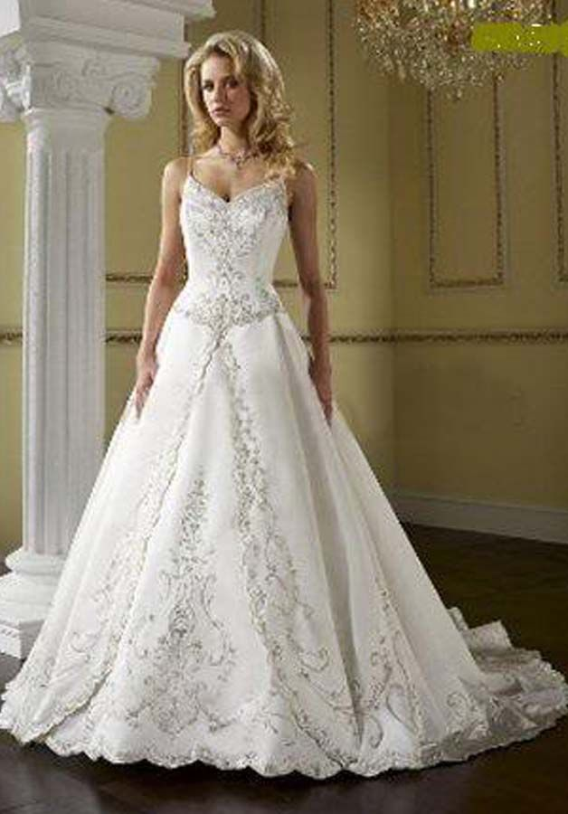 Image Detail For Vintage Wedding Dress Designs