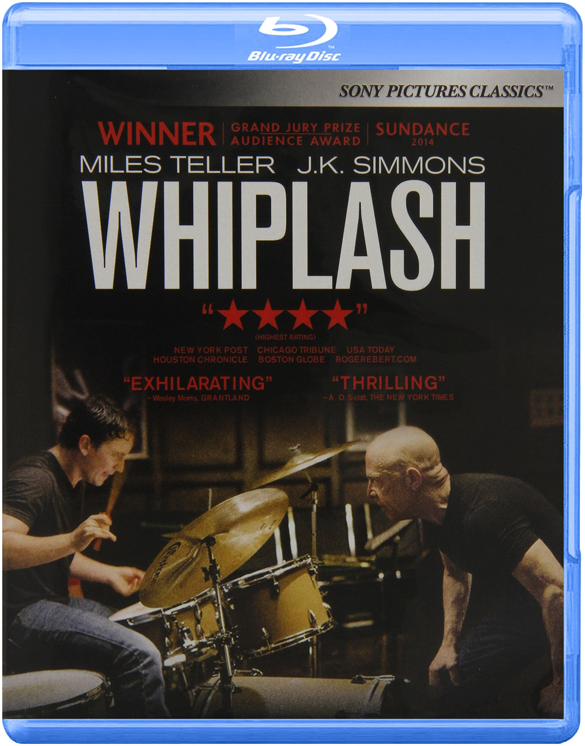 Whiplash Blu Ray Miles Teller Whiplash Music Book