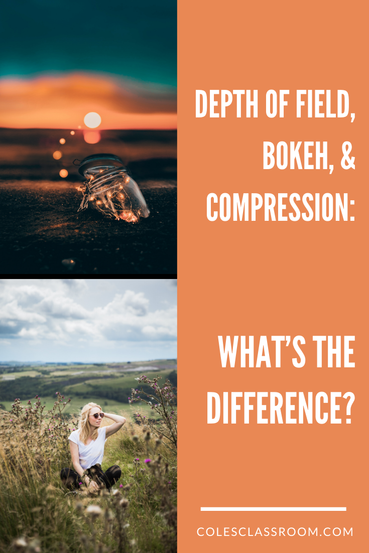 Differentiating Between Depth Of Field Bokeh Compression In 2020 Depth Of Field Water Photography Double Exposure Photography