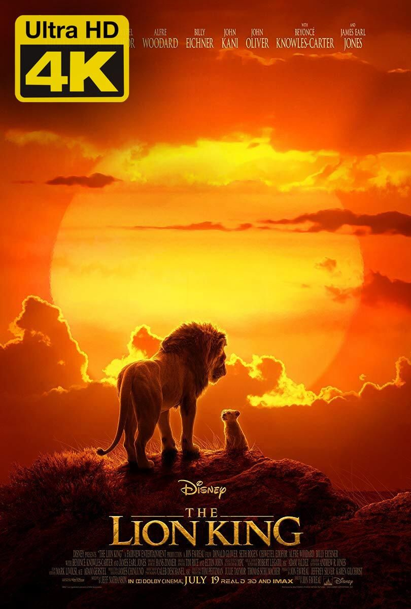 where can i download the lion king movie for free