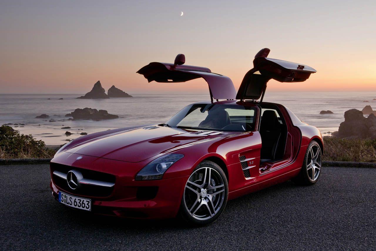 Mercedes Benz SLS AMG Super Sports