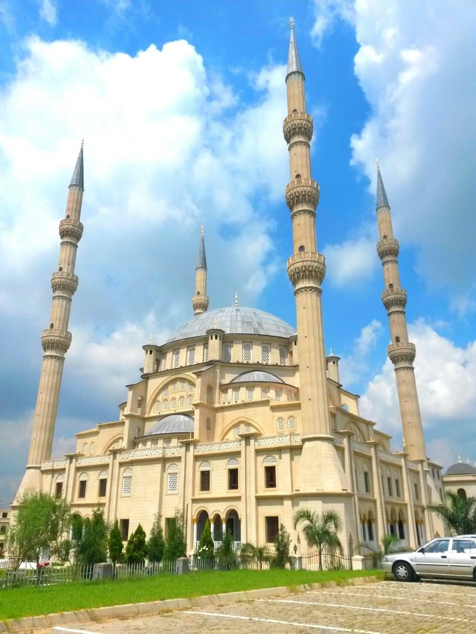 South Africa Midrand Nizamiye Mosque