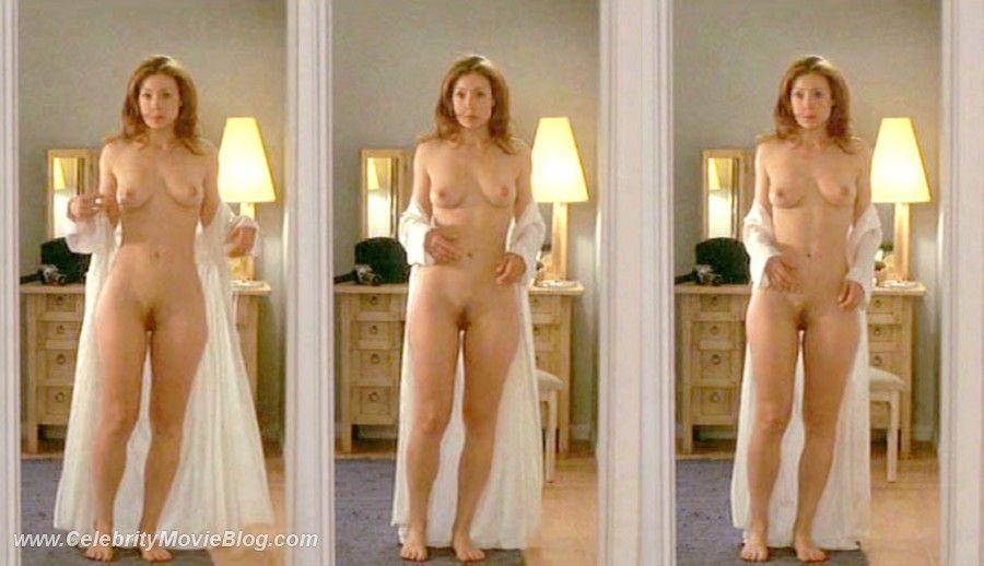 Alex kingston nude picture