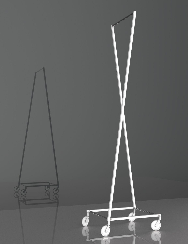 Appendiabiti Moderno.Appendiabiti Moderno In Acciaio In Acciaio Inossidabile