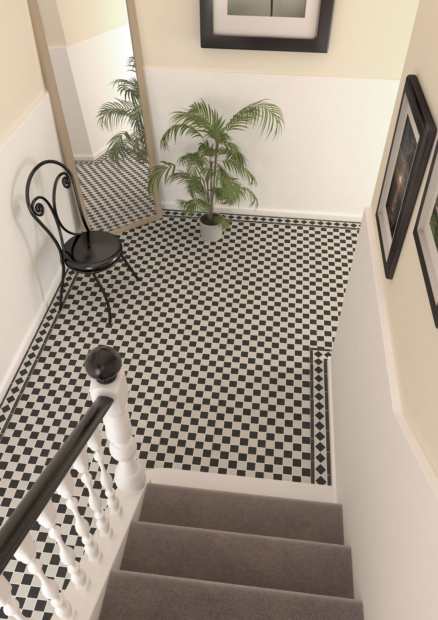 Hallway Floor Solutions To Stop Dirt And Mud In Their