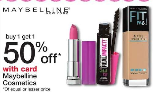 picture regarding Maybelline Printable Coupons named Maybelline Clean York Mascara Basically $2.34 at Walgreens once