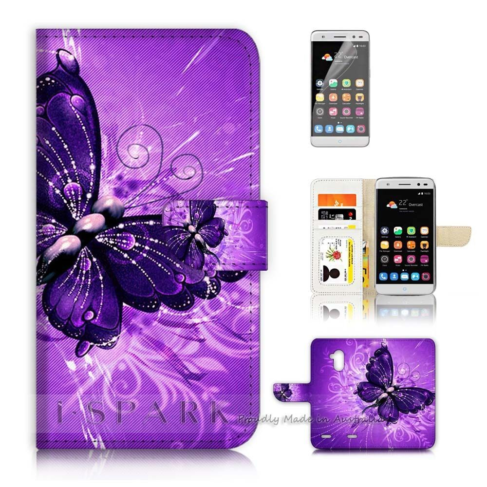 new product bb434 61441 $12.99 AUD - ( For Optus Zte Blitz ) Wallet Case Cover Aj20371 ...