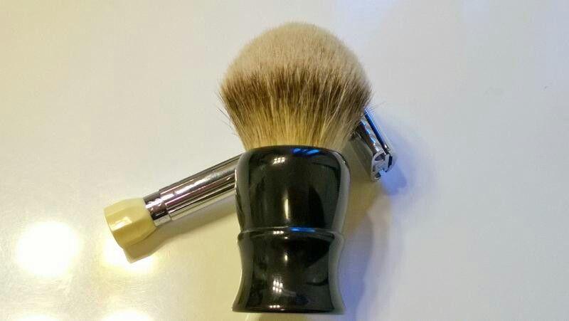 whipped dog 30mm silvertip shaving brush shaving brushes
