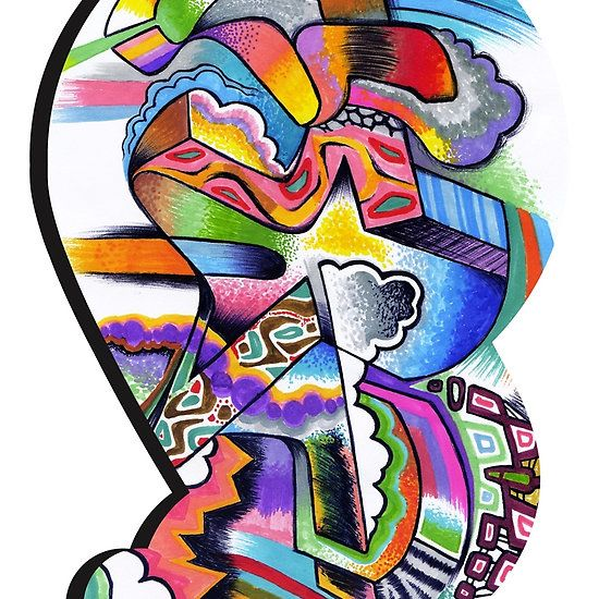 Abstracts Typography S Graffiti Bubbles Letters Theletters