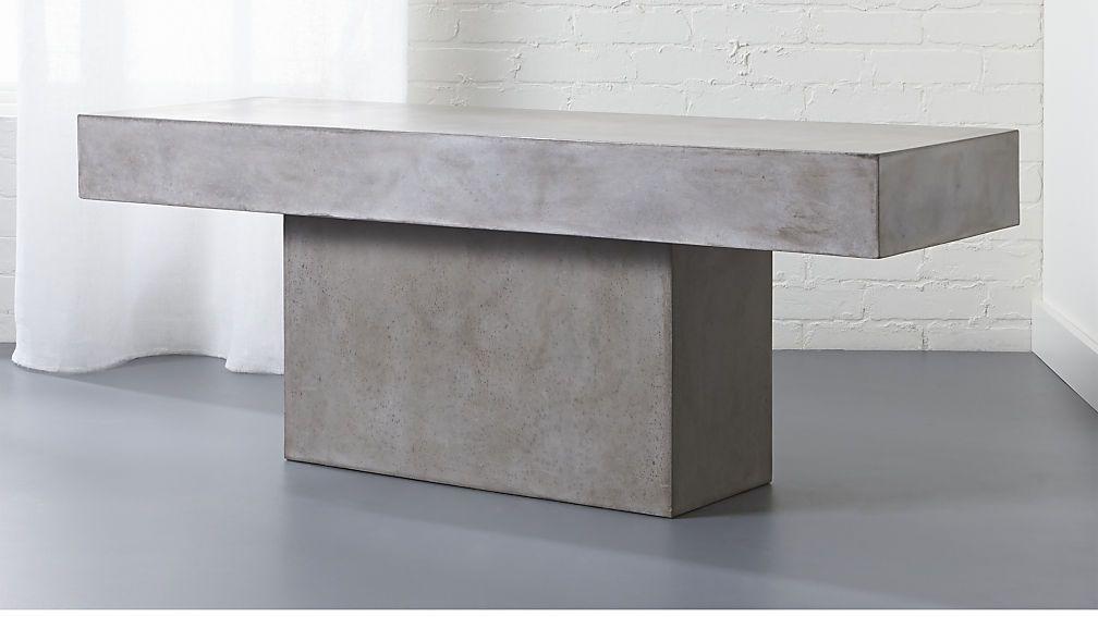 Fuze Cement Granite Bench Reviews Muebles Escaleras Cemento