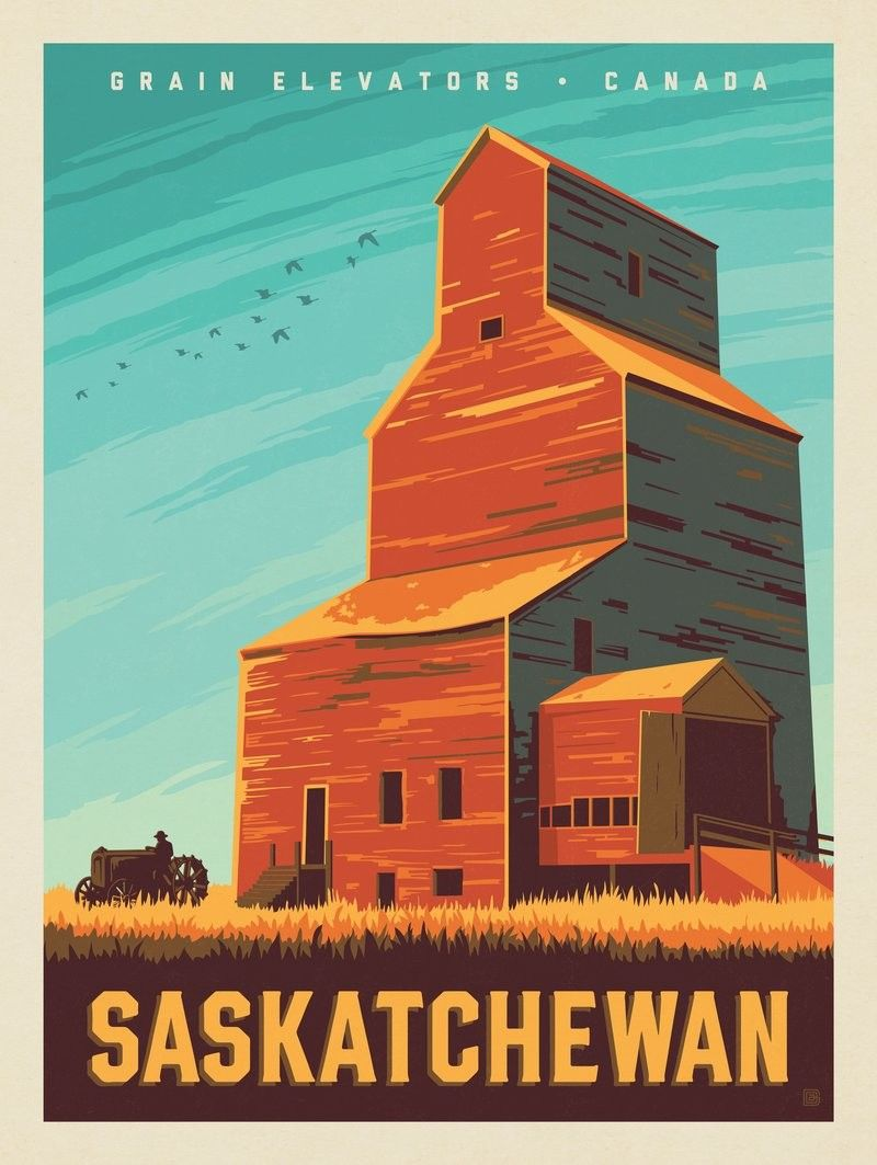 Anderson Design Group World Travel Canada Saskatchewan
