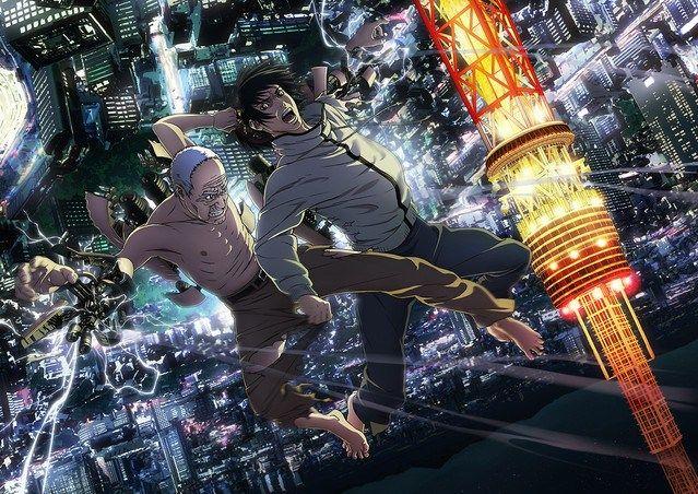 Anime Series Like Inuyashiki Anime, Hero poster, Manga art